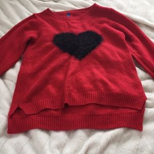 I am selling a long sleeve cotton sweater